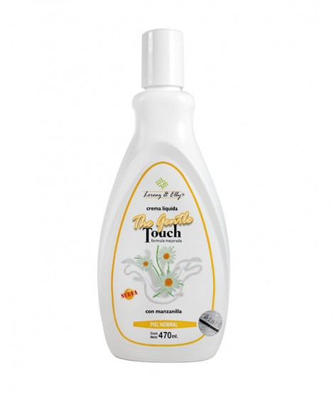 Crema Corporal Con Manzanilla (The Gentle Touch - Piel Normal)