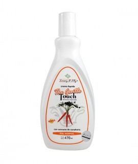 Crema Con Extracto de Zanahoria (The Gentle Touch - Piel normal - Corporal)