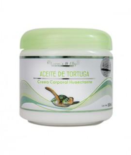 Crema De Aceite De Tortuga (Firmeza y humectación - Corporal)