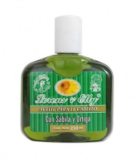 Aceite Con Sábila Y Ortiga