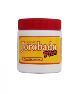 Ungüento Jorbado Plus (Golpes, o dolor muscular)