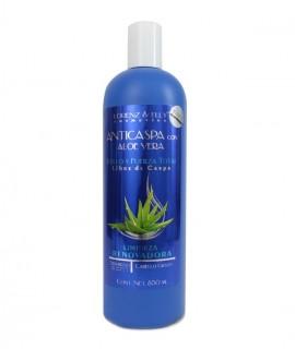Anticaspa Con Aloe Vera (Limpieza renovadora - Brillo y fuerza total - Cabello graso)