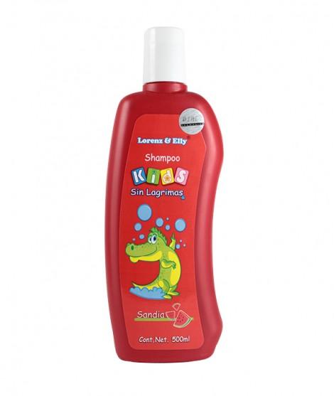 Shampoo Sin Lágrimas (Sandía)